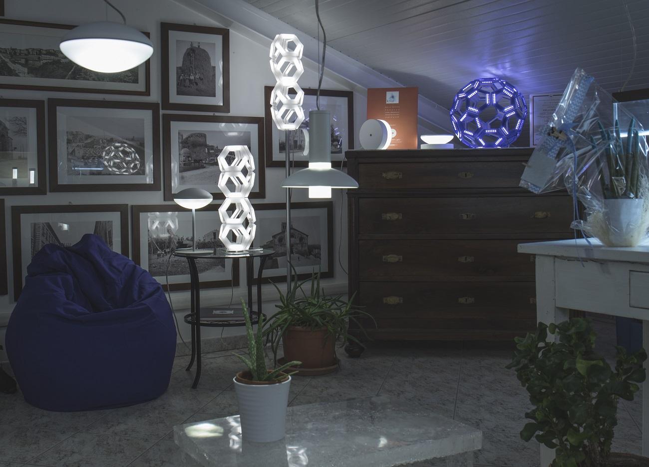 Showroom illuminazione a recanati